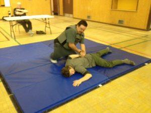 Clarricoates PPCT training